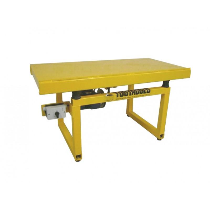 Tables vibrantes tv tetrastructure for Table vibrante