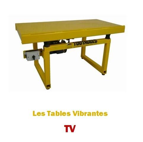 Table vibrante