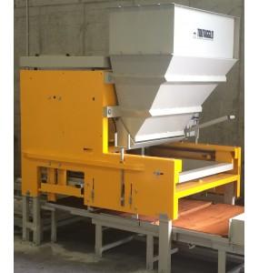 Semi-automatic line tetra bloc 1000F